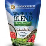 WarriorBlend Chokolade - 1 kg.
